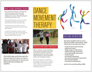 Dance Movement Therapy 2